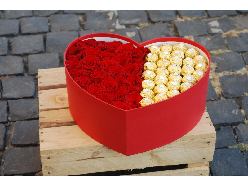 Сердце Ferrero