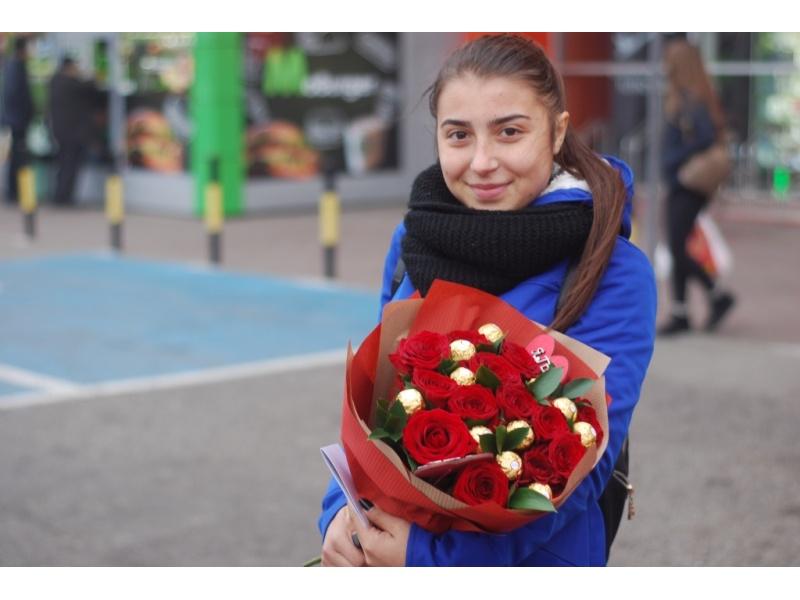 Roses roshe