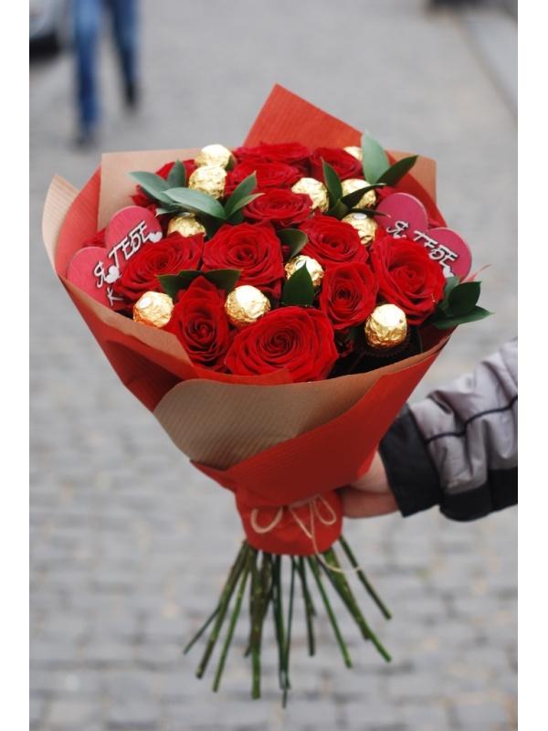 Троянди роше