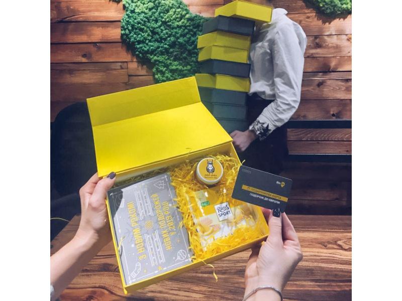 BINGO BOX! - подорож до Європи +