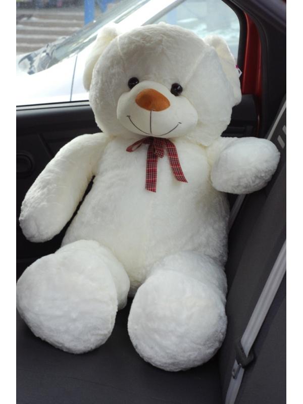 Великий білий ведмедик