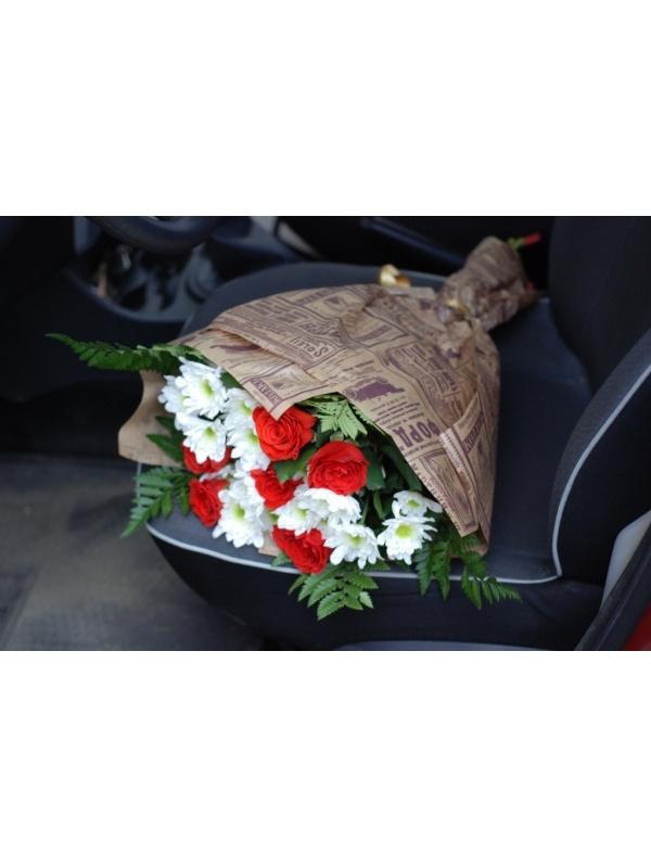 троянди і хризантеми (small)