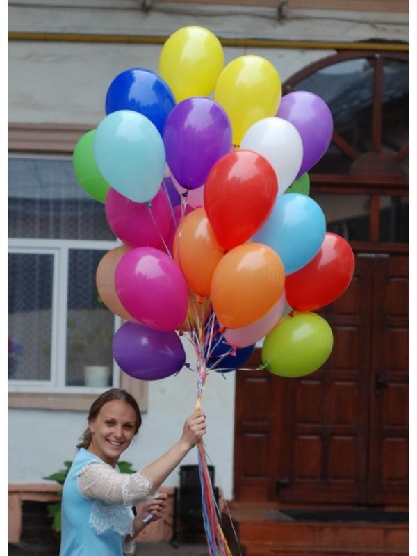 33 гелеві кульки