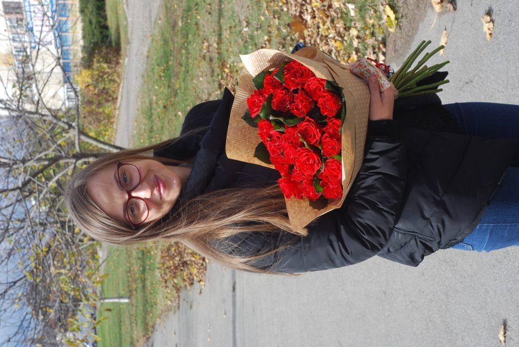 21 троянда «Ель-торо»